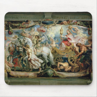 The Triumph of the Church Mouse Mat