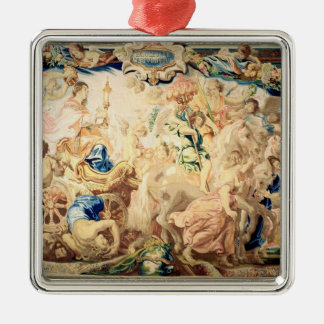 The Triumph of the Eucharist Christmas Ornament