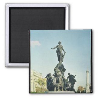 The Triumph of the Republic, 1879-99 Magnet
