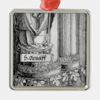 The Triumphal Arch Christmas Ornament