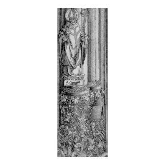 The Triumphal Arch Poster