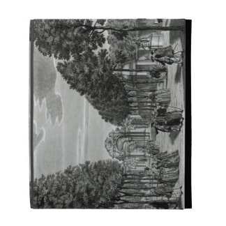 The Triumphal Arches, Handel's Statue in the South iPad Cases