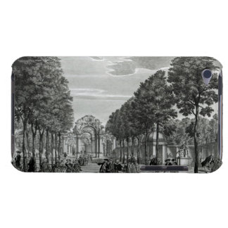 The Triumphal Arches, Handel's Statue in the South Case-Mate iPod Touch Case