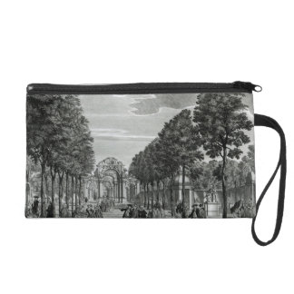 The Triumphal Arches, Handel's Statue in the South Wristlet Clutches