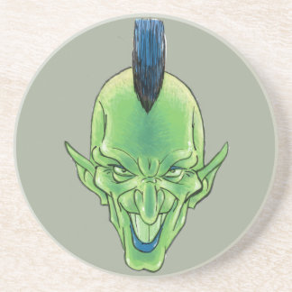 The Troll Beverage Coaster