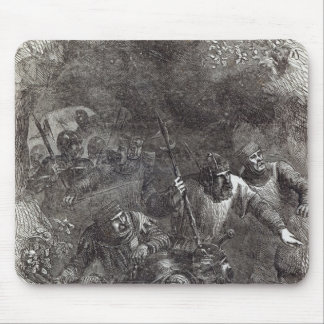 The Troops of Lord Montacute Mouse Mat