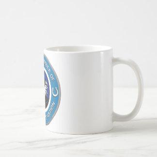 The True Blue Nation Basic White Mug