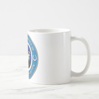 The True Blue Nation Classic White Coffee Mug