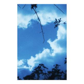 The True Blue Sky Stationery