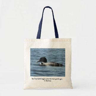 The True North Tote Bag