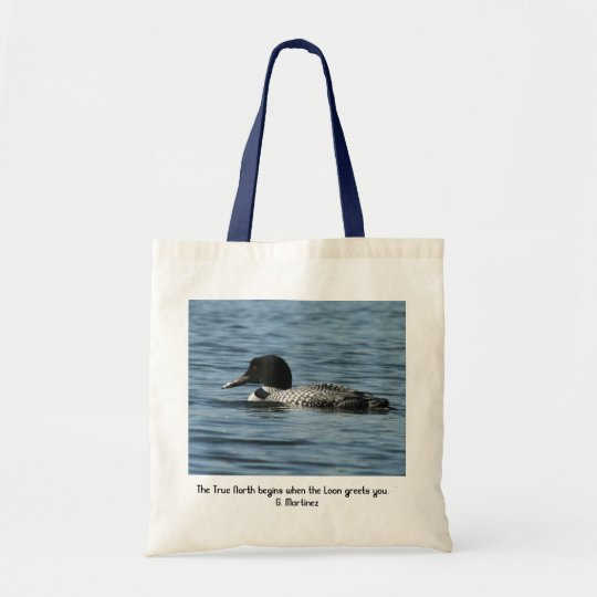 The True North Tote Bag