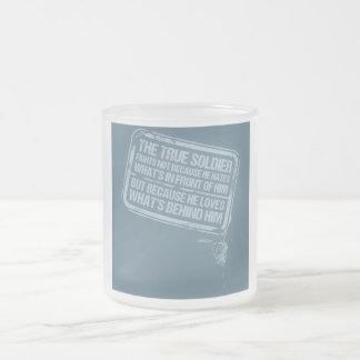 The True Soldier Mug