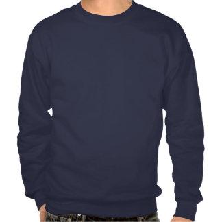 The truest nature: celestial bodies roam universe pullover sweatshirts