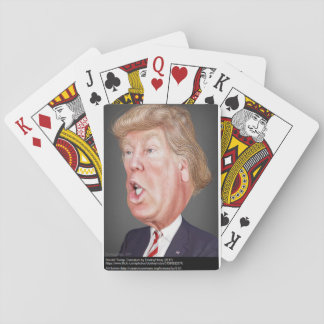 The Trump Playing Card