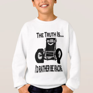 The Truth is Non Wing Sweatshirt