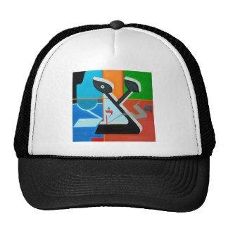 The Tsadi Letter - Hebrew alphabet Trucker Hats