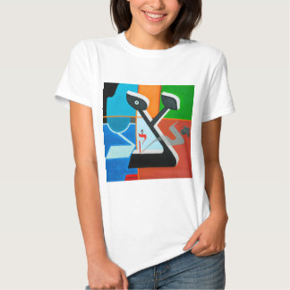 The Tsadi Letter - Hebrew alphabet Shirts