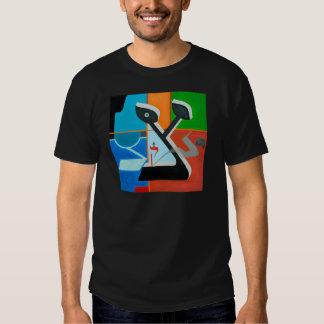 The Tsadi Letter - Hebrew alphabet T-shirt