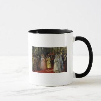 The Tsar choosing a Bride, c.1886 Mug