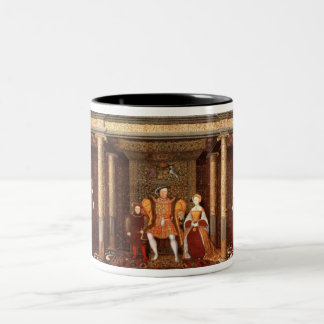 The Tudors Two-Tone Coffee Mug
