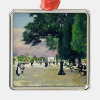 The Tuileries Christmas Ornament