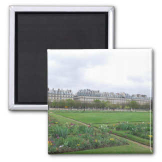 The Tuileries Garden Paris France Refrigerator Magnets