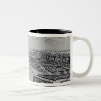 The Tuileries Garden Two-Tone Coffee Mug
