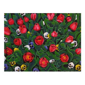 The Tulip Garden Postcards