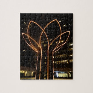The Tulip SF Embarcadero Jigsaw Puzzle