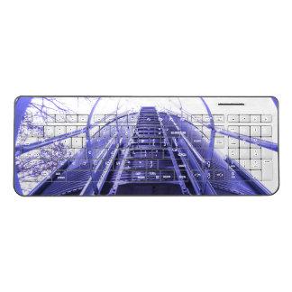 The Tunnel Wireless Keyboard