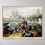 The Turkish Siege of Vienna 1683 Poster