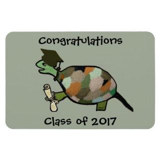 The Turtle Grad Premium Magnet
