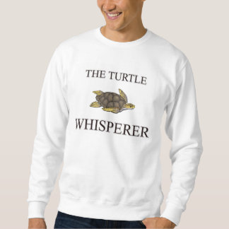 The Turtle Whisperer Sweatshirt