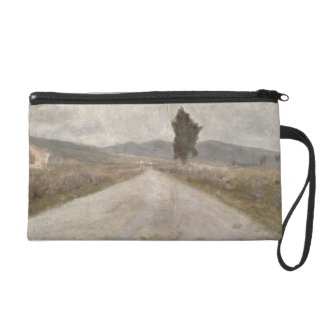 The Tuscan Road, c.1899 (board) Wristlet Clutch