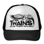 The TWAINS Screamin' Eagle Trucker Hat!