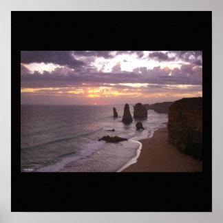 The Twelve Apostles - Australia Poster