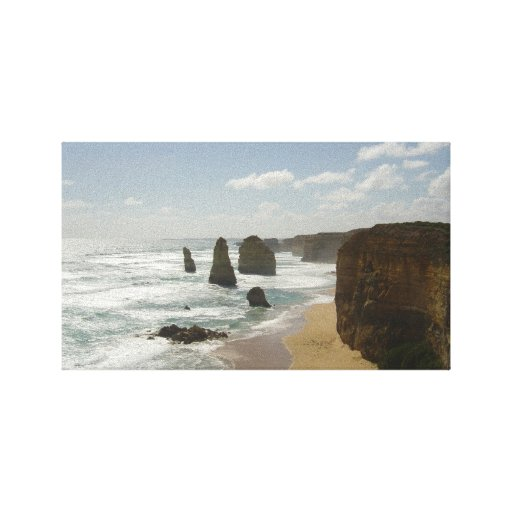 The Twelve Apostles Gallery Wrapped Canvas