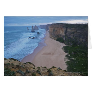 The Twelve Apostles, Great Ocean Road 2 Card