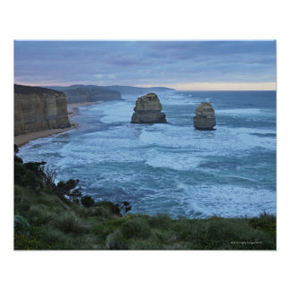 The Twelve Apostles, Great Ocean Road Poster