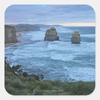 The Twelve Apostles, Great Ocean Road Square Sticker