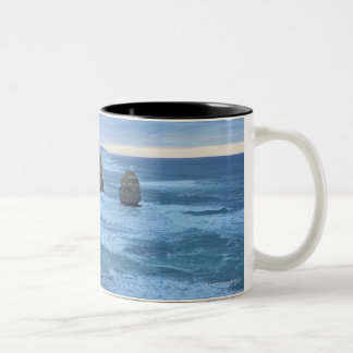 The Twelve Apostles, Great Ocean Road Two-Tone Coffee Mug