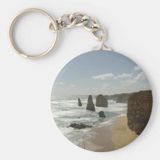 The Twelve Apostles Key Ring
