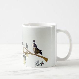 The Twelve Days of Christmas Coffee Mugs