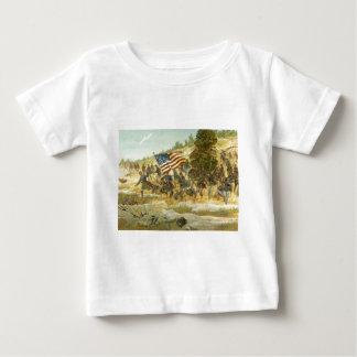 The Twentieth Maine by H. Charles McBarron Baby T-Shirt