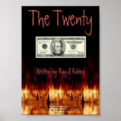 The Twenty - 5x7 Poster