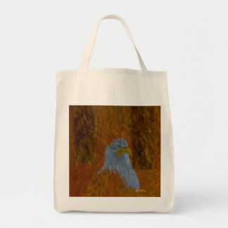 The Twin Towers Grocery Tote Bag