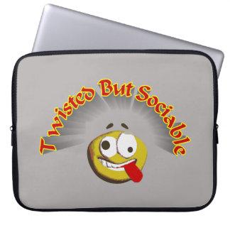 The Twist Laptop Sleeve