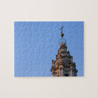 The twisted spiral tower of the Sant'Ivo alla Jigsaw Puzzle