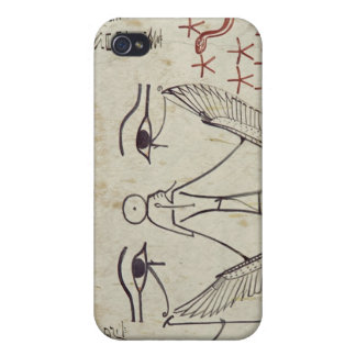 The two mystical eyes, from the Tomb of iPhone 4 Cover