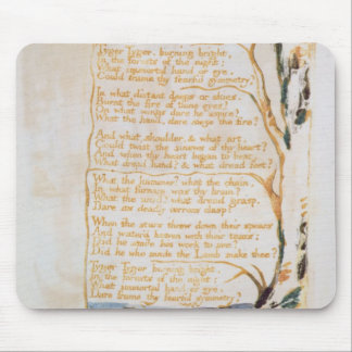 The Tyger, from Songs of Innocence Mouse Mat